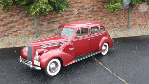 1940 Packard One-Sixty
