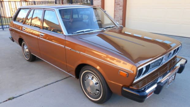 1978 Datsun 510 station wagon