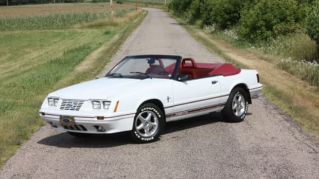 1984 Ford Mustang G.T. 350