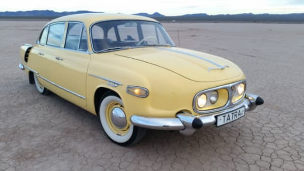 1966 Tatra 2-603