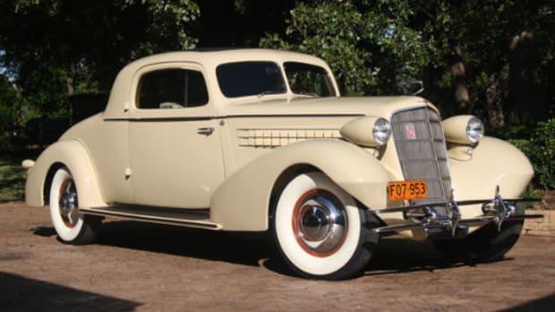 1934 Cadillac Series 355D