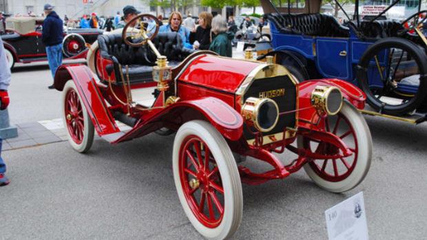 1910 Hudson Model 20