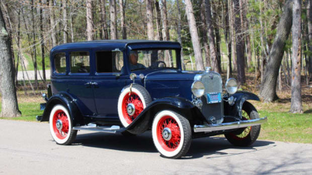 1931 Chevrolet Independence Special sedan