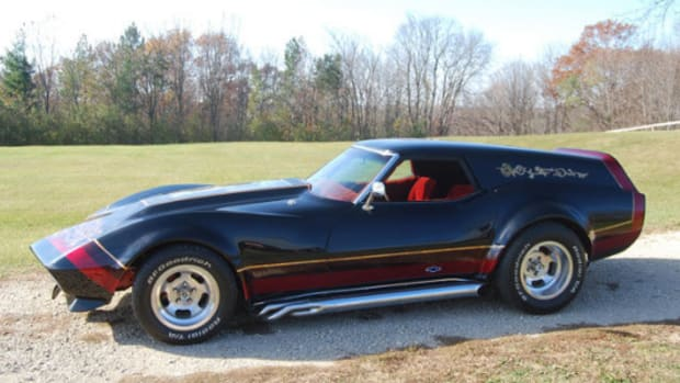 1968 Chevrolet Corvette custom