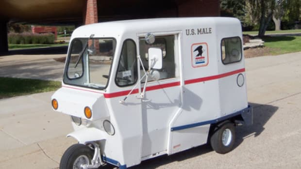 1963 Westcoaster Mailster