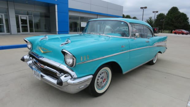 1957 Chevy fuel injection D_1