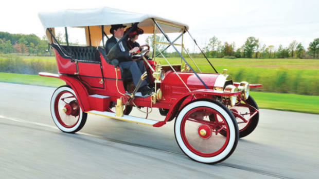 1907 Wolfe touring