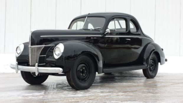1940 Ford De Luxe