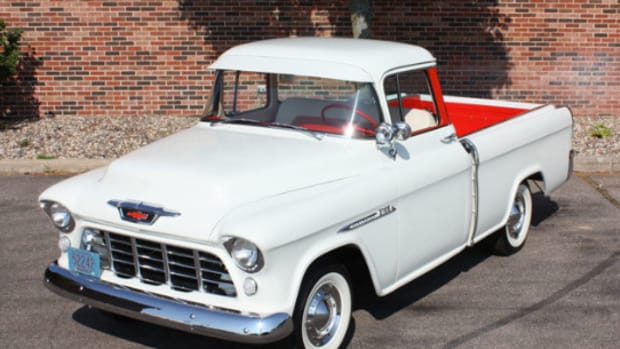 1955 Chevrolet Cameo Carrier pickup