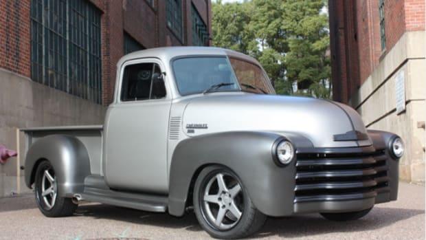 1953 Chevrolet custom pickup