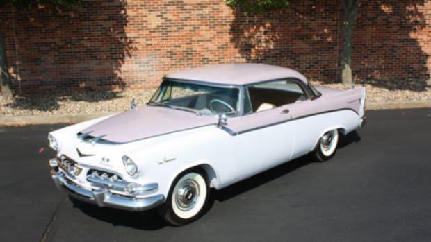 1956 Dodge La Femme
