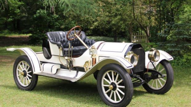 1911 E-M-F roadster