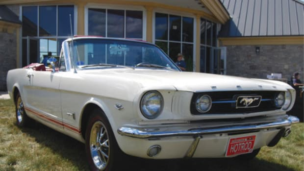 1966 Ford T-5 Mustang