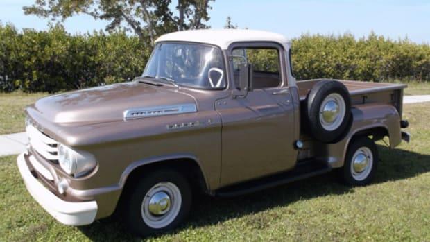 1958 Dodge D100 pickup