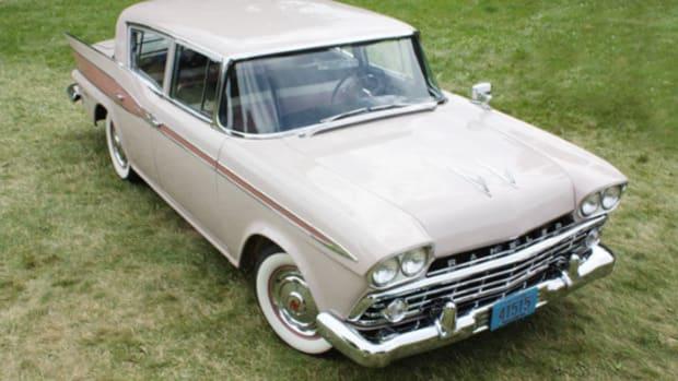 1959 Rambler Custom sedan