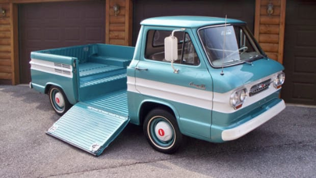 1964 Chevrolet Rampside Pickup
