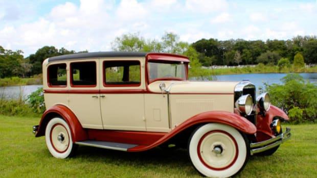 1929 Peerless Model Six-81