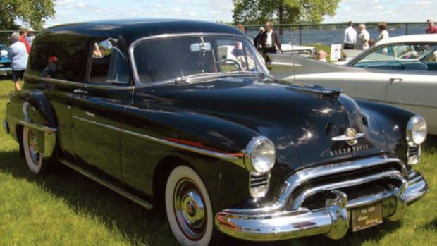 1950 Oldsmobile Sedan Delivery