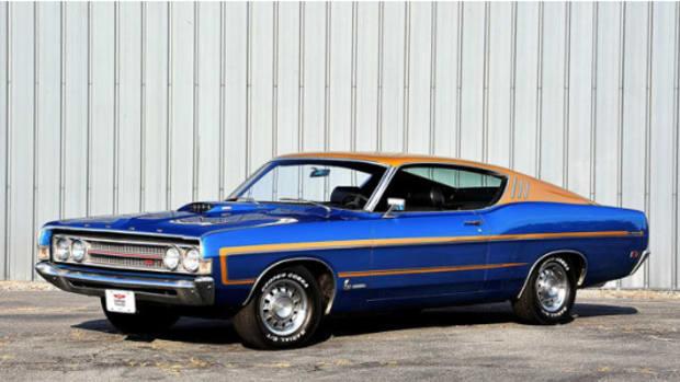 1969 Holman-Moody Torino GT Cobra