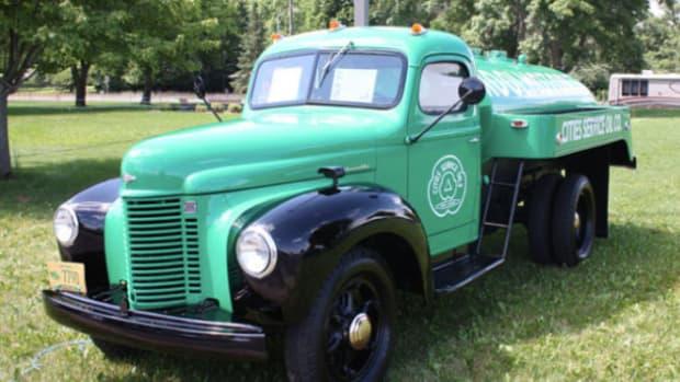 1941 International K-4 truck