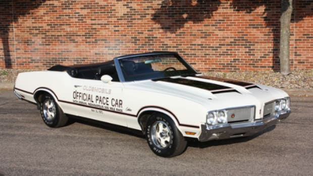 1970 Oldsmobile Cutlass Indy 500 Pace Car