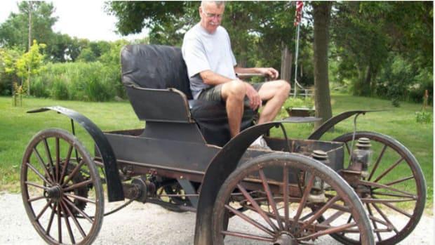 1908 Sears Motor Buggy