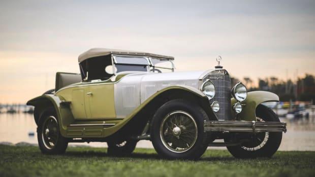 1927-Mercedes-Benz-Model-K