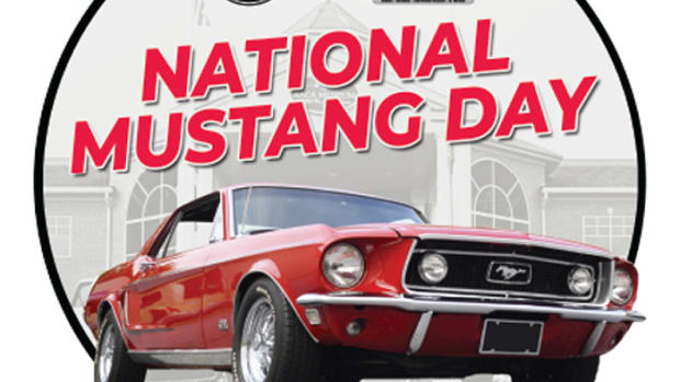National Mustang Day at AACA Museum