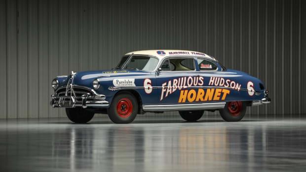 1952 Hudson 'Twin H-Power' Hornet Six Coupe