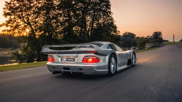 1999 Mercedes AMG CLK GTR