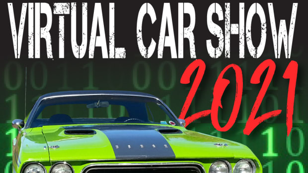 Old Cars 2021 Virtual Car Show Black