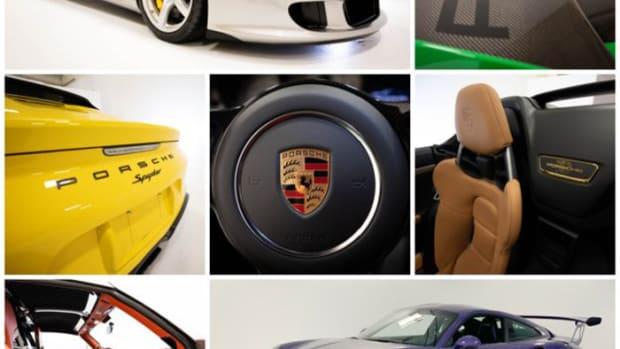 Porsche Newport
