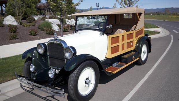 1926 Dodge 6