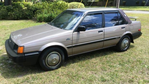 1985 Toyota Corolla St. Croix