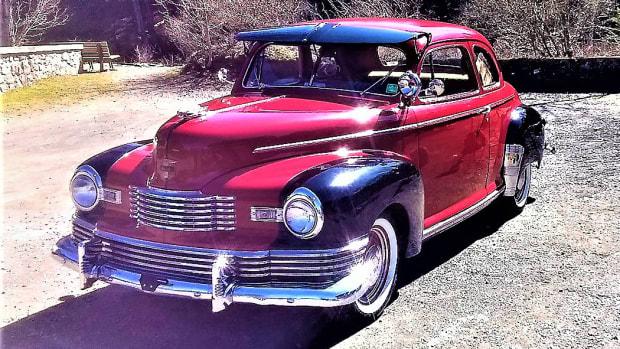 1947 Nash 600 Model 4743