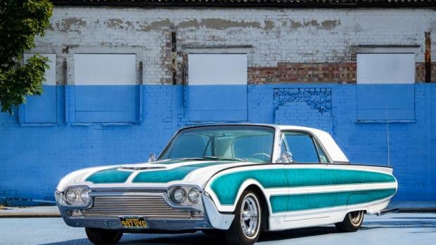 1962 Ford Thunderbird - Watson1