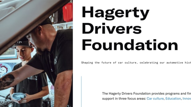 Hagerty Driver Foundation