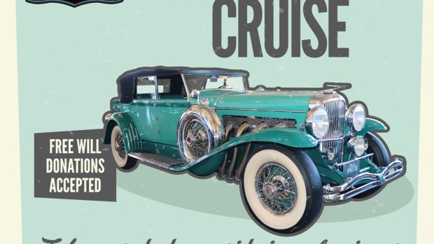 Fathers Day Classic Car Cruise_2021 Poster 11x17 - Visit Dekalb Version -v2 outlined