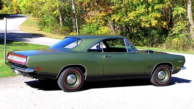 1969 Plymouht 440 Cuda AAR