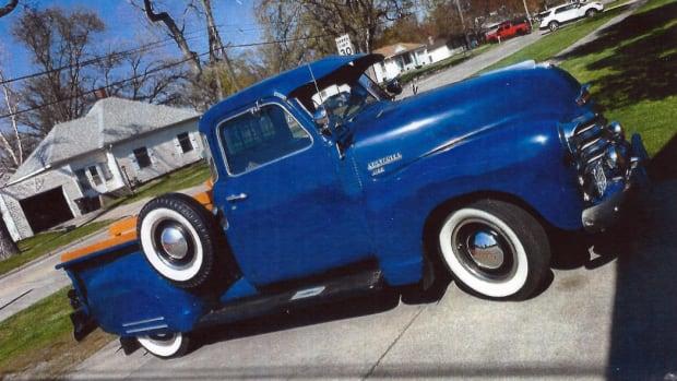 1950 Chevy Half-Ton