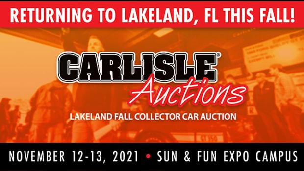 Carlisle Lakeland Fall