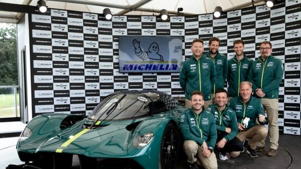Showstopper Winner Aston Martin Valkyrie