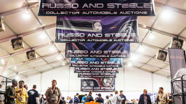 Russo and Steele Auctions