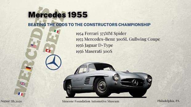 Mercedes 1955
