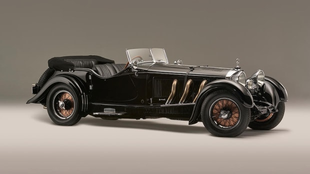 1928 Mercedes-Benz 26:120:180-S-Type Supercharged Sports