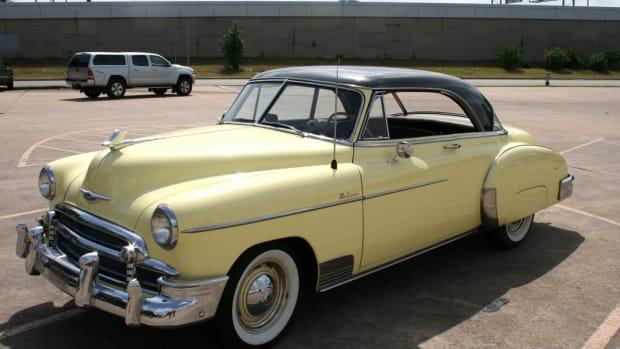 1950 Chevrolet Bel Air Hardtop