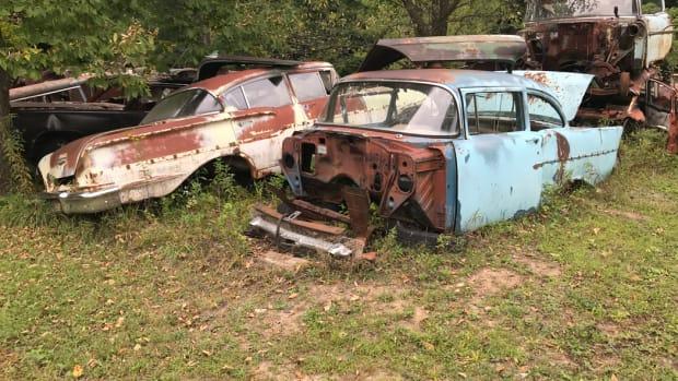 OL 1957 1958 Chevrolet