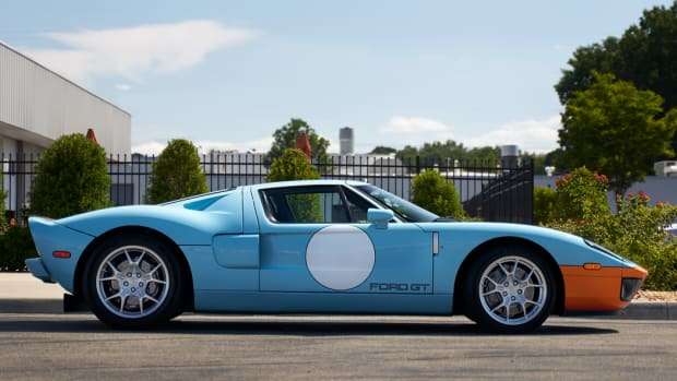 2006 Ford GT Heritage Edition 3