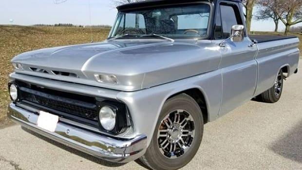 1966 Chevy C20