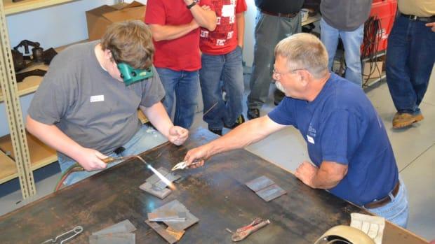 Garage Works welding